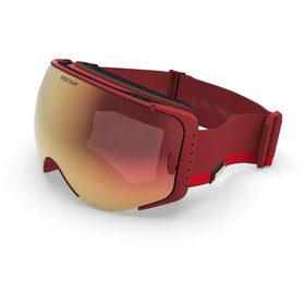 Spektrum Skutan Duo Tone Line Edition Brille brique/classic red